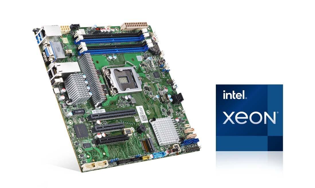 (PR) TYAN Launches Intel Xeon E-2300 Processor-based Server Platform
