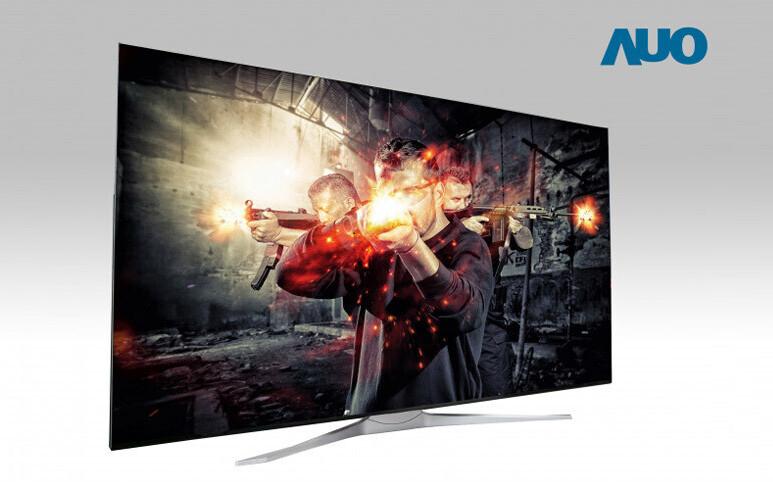 AU Optronics Announces 85-inch 4K 240 Hz Display Panel
