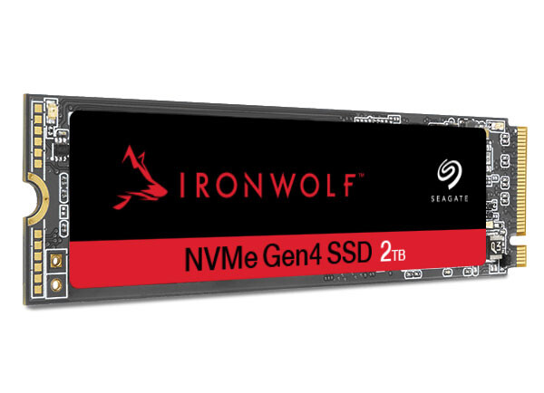 Seagate Intros IronWolf 525 M.2 NVMe SSD for NAS