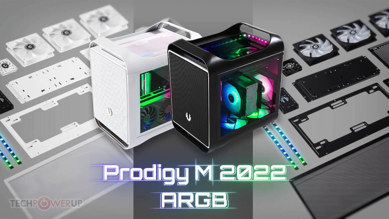 BitFenix Intros Prodigy M ARGB 2022 and Prodigy M 2022 Cases