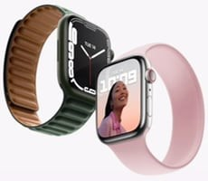 Apple Watch Series 7 Unveiled With Larger Displays And Faster Charging